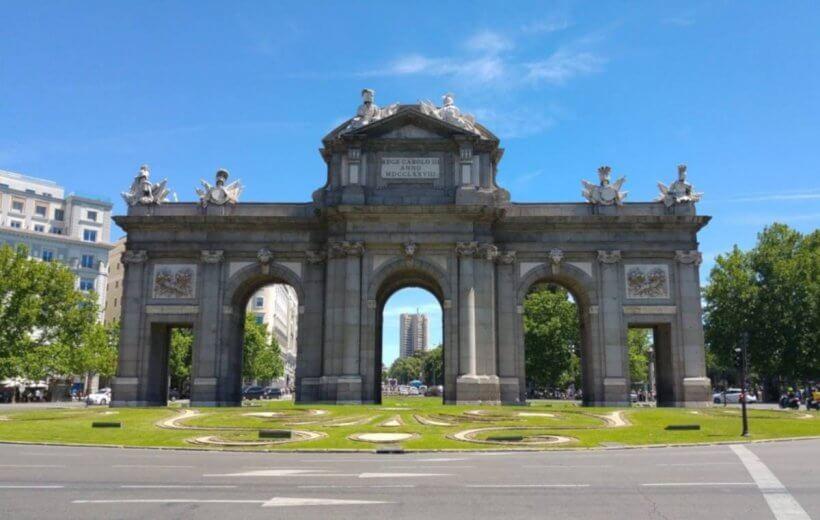 Siteseeing, Madrid