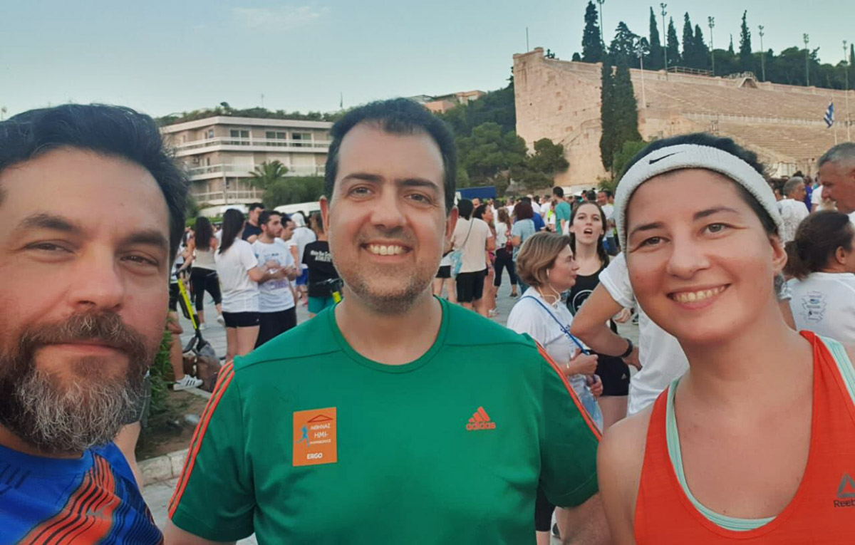 Starttech runners - 5th SNF Run