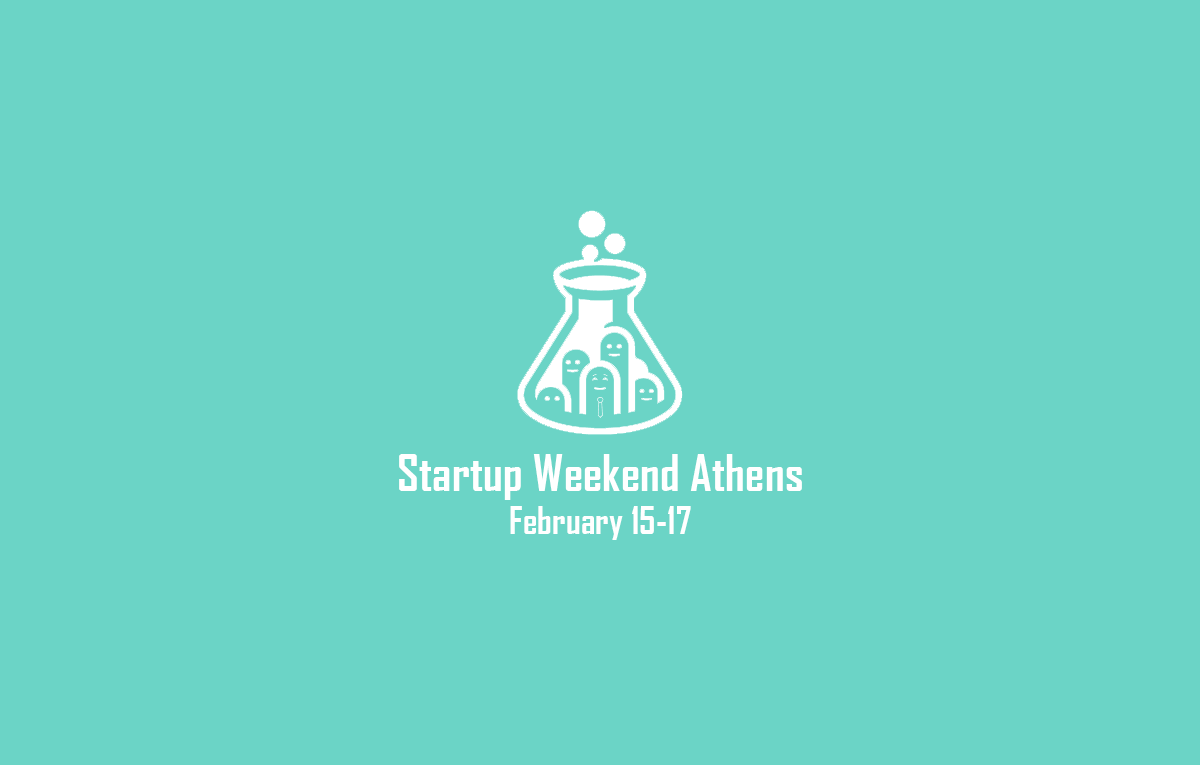 Starttech Ventures supports Startup Weekend Athens 15-17 February!