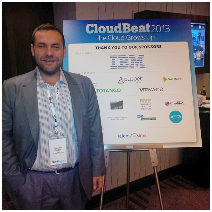 eLearning surfs the cloud: how we got invited to VentureBeat's CloudBeat 2013
