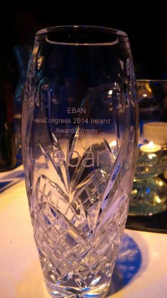 Starttech Ventures receives EBAN's 'Best European Business Angel Week Initiative' award
