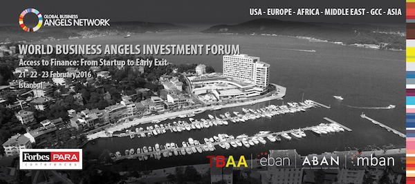 World Business Angels Investment Forum (Feb 21-23, Instabul)