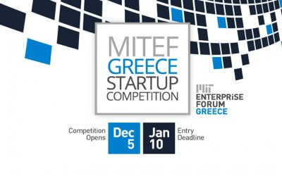 2018 MITEF Greece Startup Competition