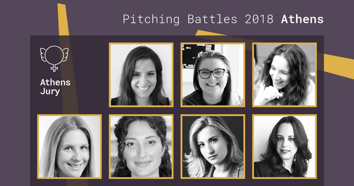 The Pitching Battles Jury is in!