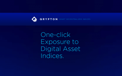 Qrypton cryptocurrency event @Starttech on June 13