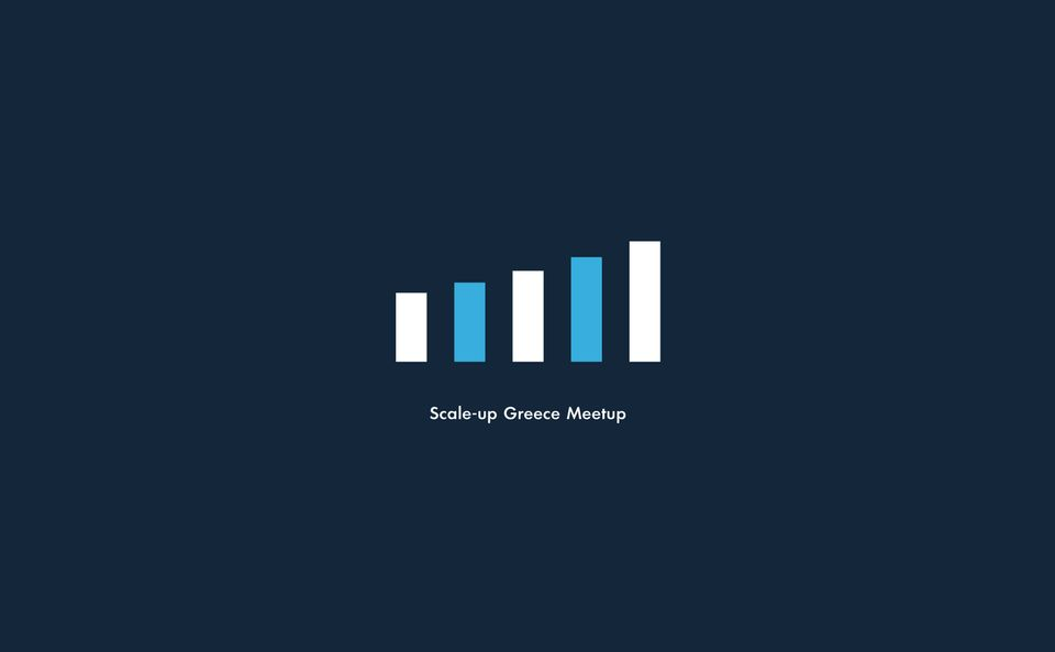 Save the date – Scale-up Greece Meetup on January 9th