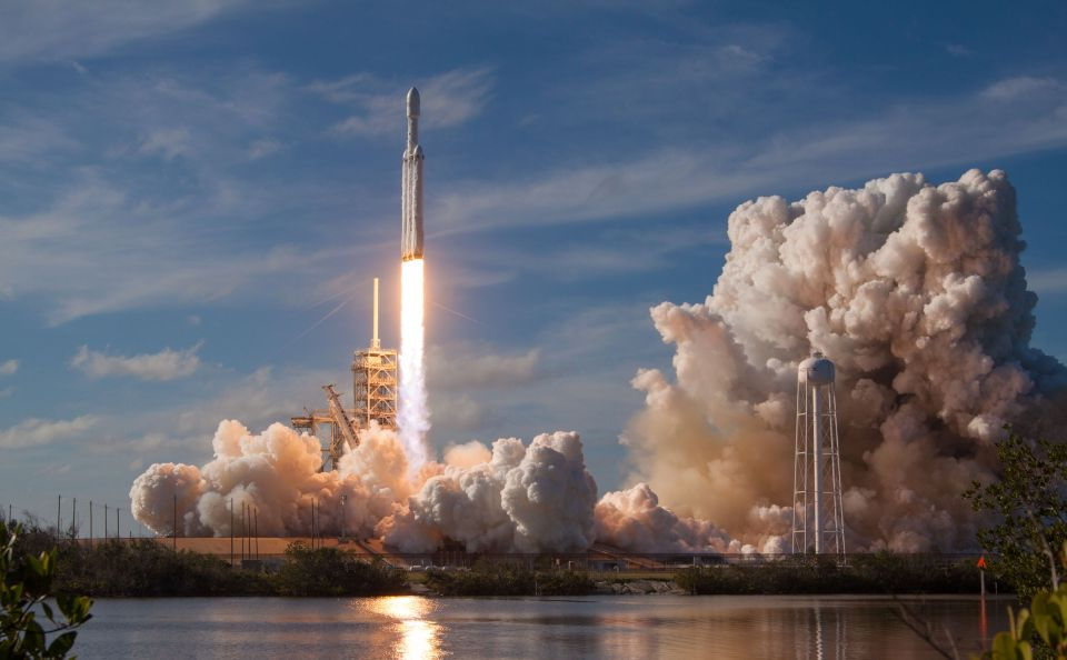Investing in space: the route to the stars