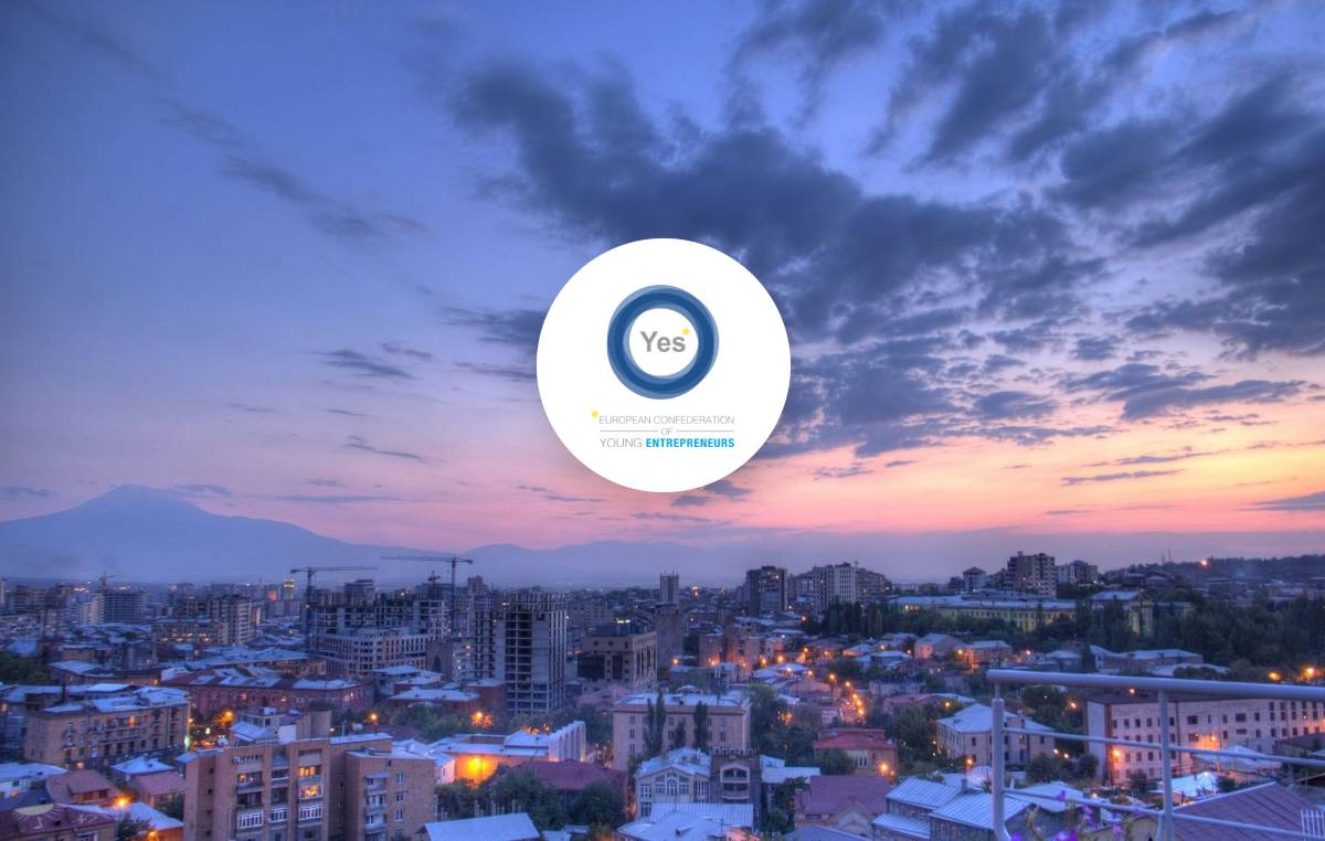 Young Entrepreneurs of Europe come together in Yerevan, Armenia – EYEC11