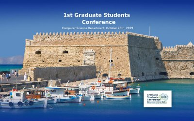 Starttech @ the 1st CSD Graduate Students Conference, University of Crete