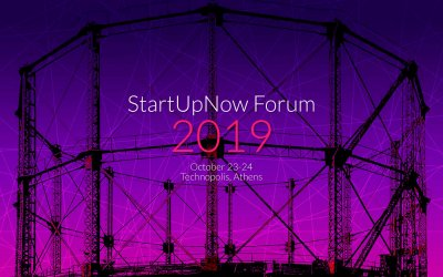 Starttech Ventures at the StartupNow Forum 2019