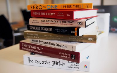 Why entrepreneurs need to read books