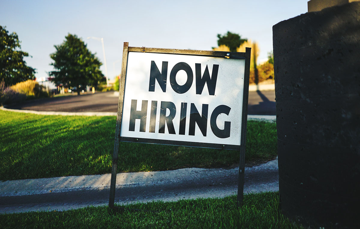 Hiring for your startup: when and how