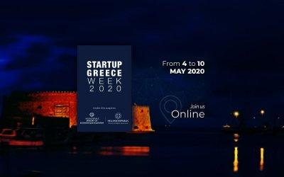 Startup Greece Week is loading