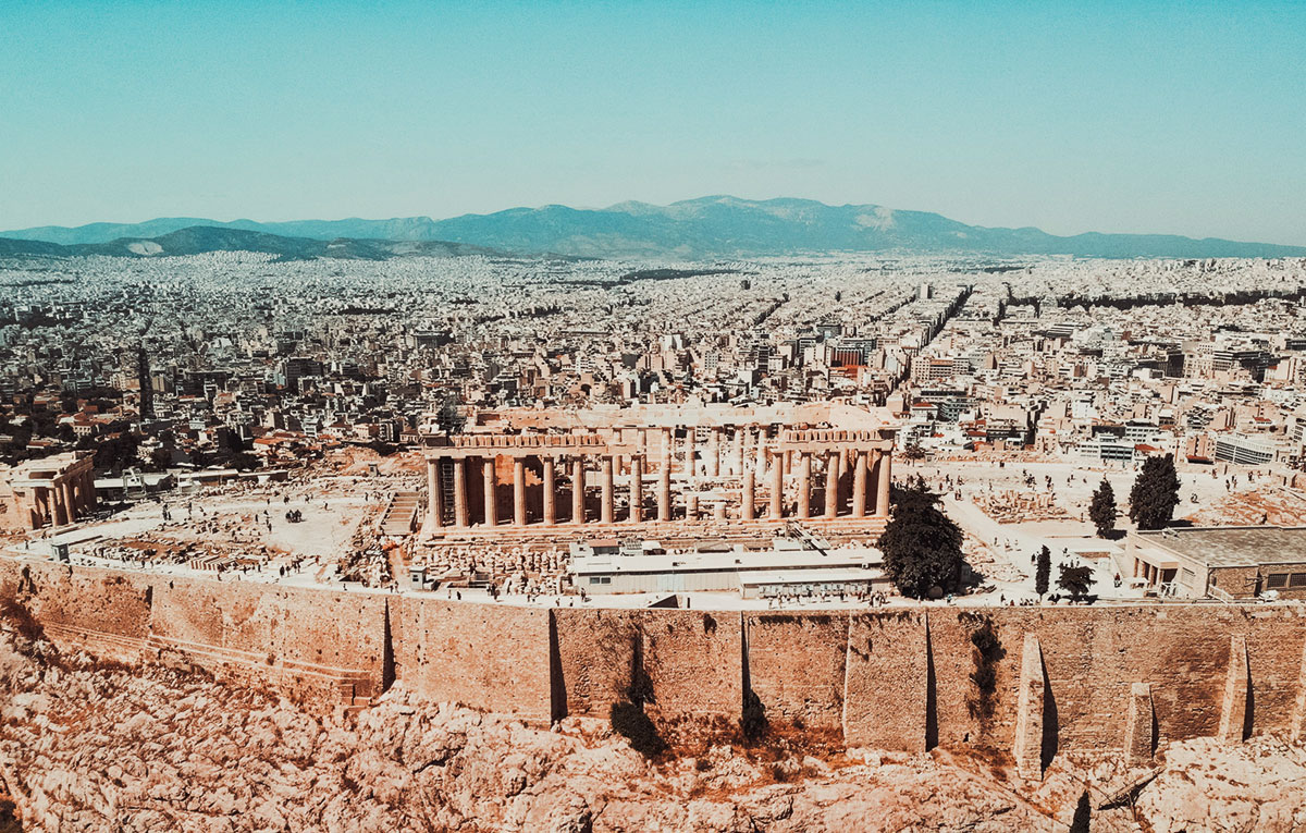 Why you should work at a startup in Athens