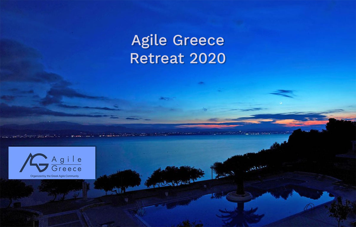 Agile Greece Retreat — How it evolved in the Covid-19 era