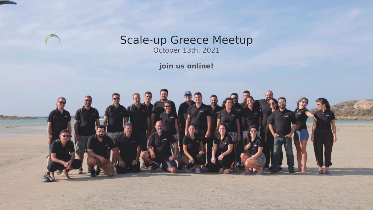ScaleupGreece with LearnWorlds: Create & sell online courses from your own website
